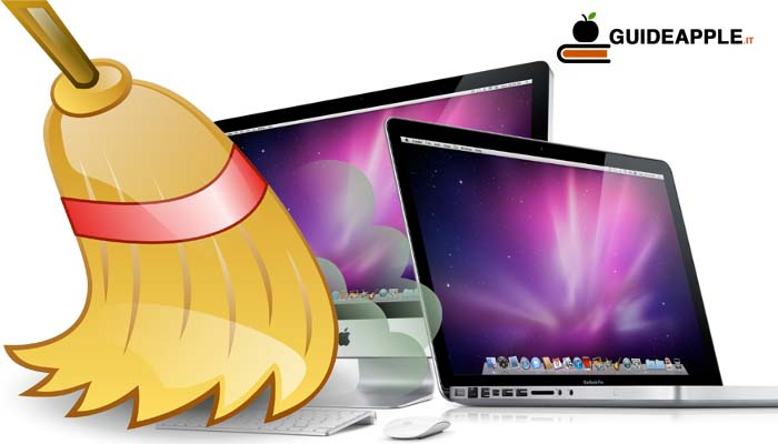 Come pulire cache Mac