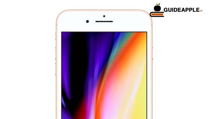 Riavvio forzato iPhone 8 e 8 Plus: ecco come farlo
