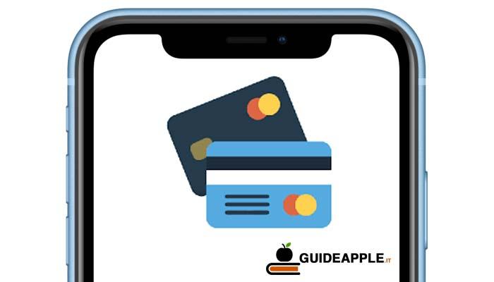 Come cambiare carta di credito su Apple Store