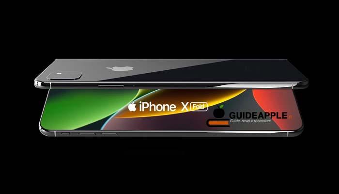 iPhone pieghevole: spuntano i primi brevetti