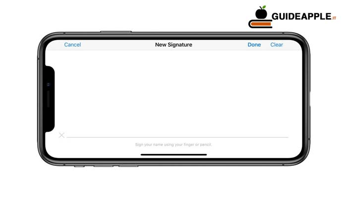 macOS Catalina permette di firmare documenti tramite iPhone e iPad