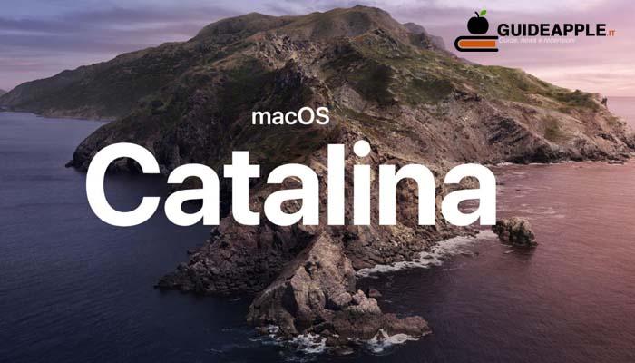 Mac compatibili con macOS Catalina