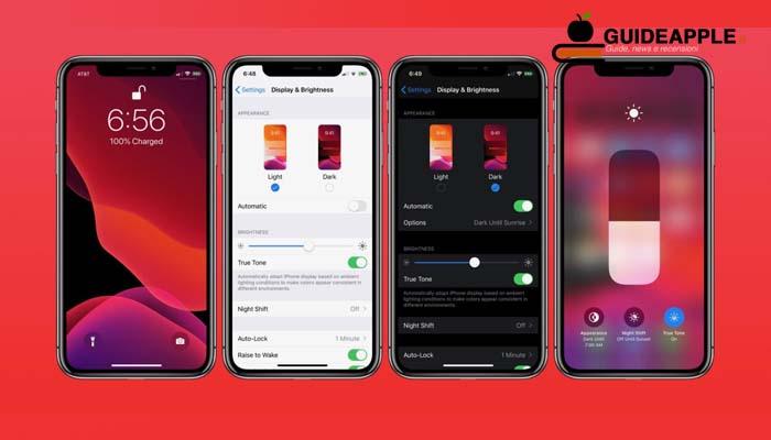 Le nuove funzionalità di iOS 13
