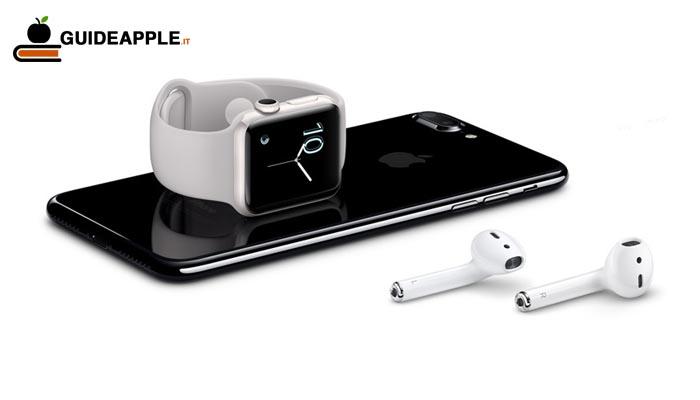 Come abbinare gli AirPods all'Apple Watch