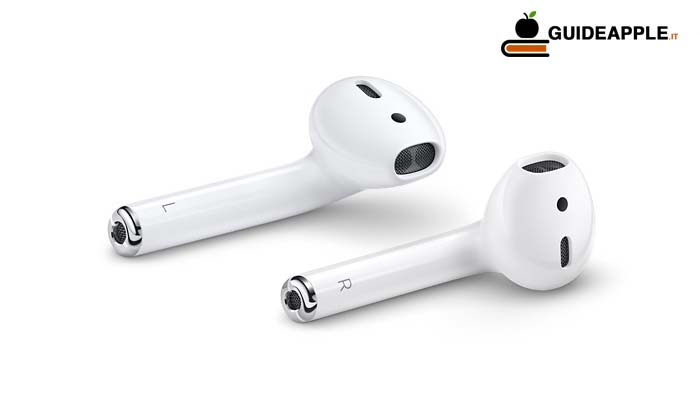 AirPods 3 resistenti all'acqua