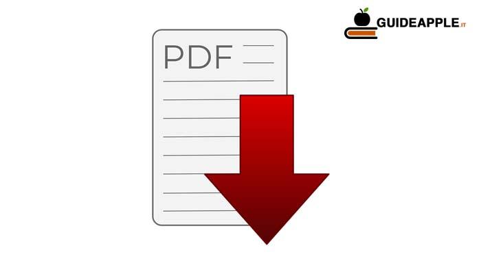 Come salvare pagina web in PDF su Safari