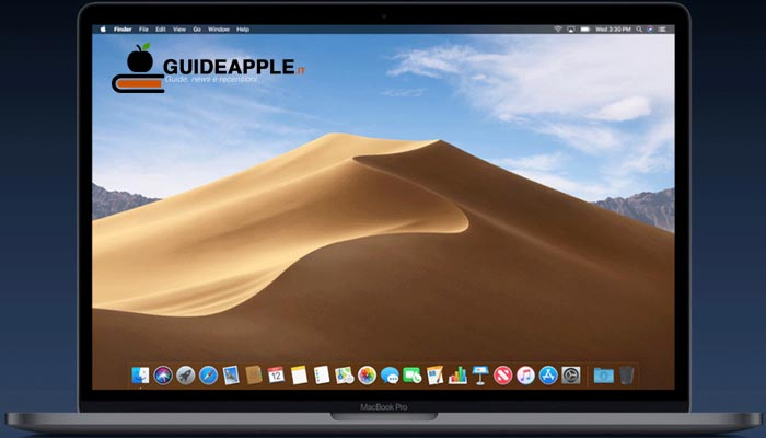 Come spostare la barra delle applicazioni su Mac