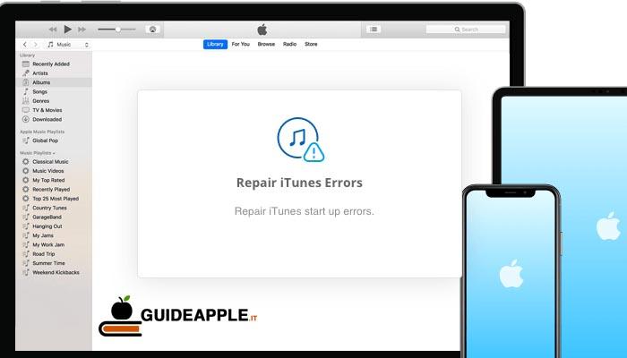 Backup iPhone su iTunes fallito: ecco come risolvere