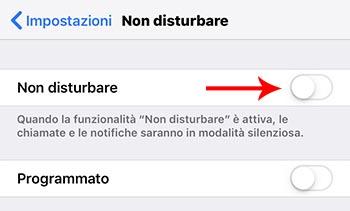 bloccare numeri sconosciuti su iPhone