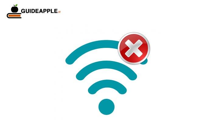 Come rimuovere una rete Wi-Fi dal Mac