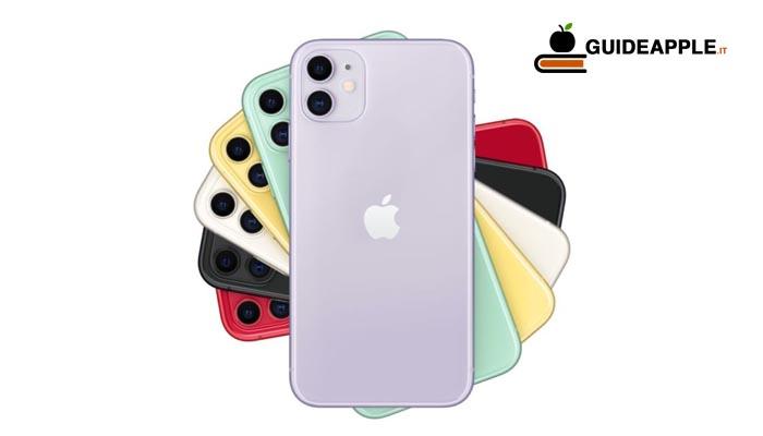 Ecco il nuovo iPhone 11