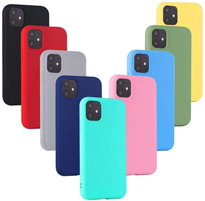 XinYue cover colorate per iPhone 11