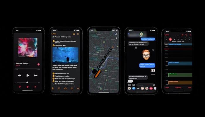 Dark Mode iOS 13: ecco come attivare la modalità scura su iPhone