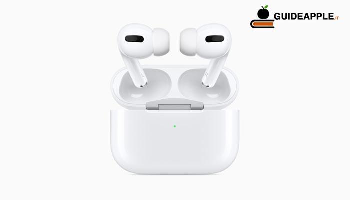 Gli Apple AirPods Pro sono stati finalmente rilasciati