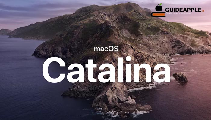 macOS Catalina 10.15: disponibile per tutti il download