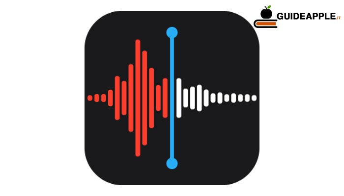 Come registrare audio iPhone