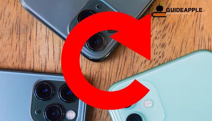 Riavvio forzato iPhone 11/12, 11/12 Pro e 11 Pro Max e iPhone 12 Mini