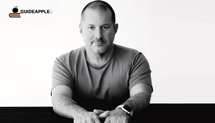 Jony Ive storico designer di Apple lascia l'azienda