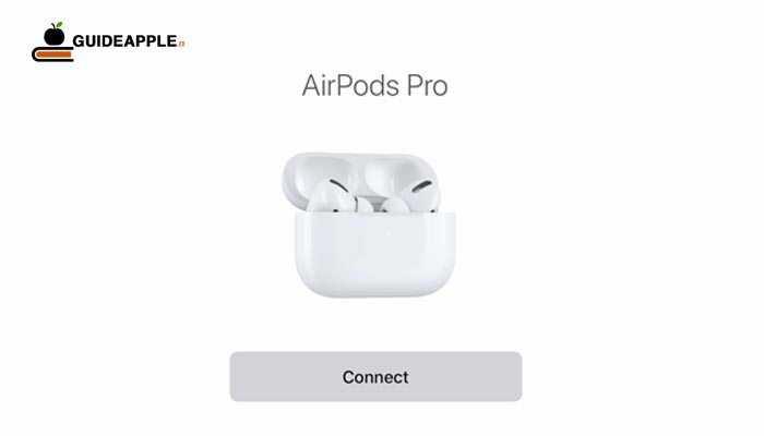 Come abbinare AirPods Pro a iPhone