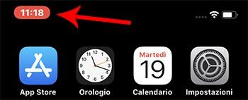 registrare schermo iphone 11
