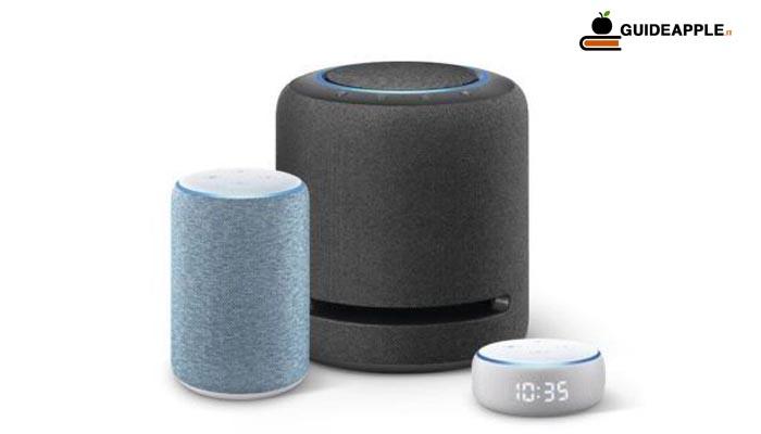 Quale Amazon Echo comprare