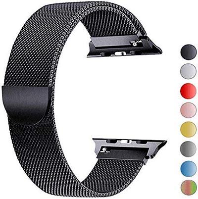 VIKATech cinturino Apple Watch in maglia milanese