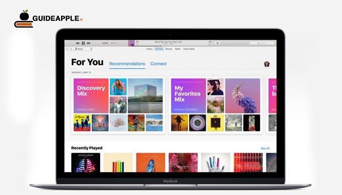 macOS Catalina: come usare app musica su Mac