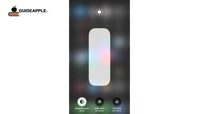 Come disattivare la luminosità automatica su iPhone e iPad
