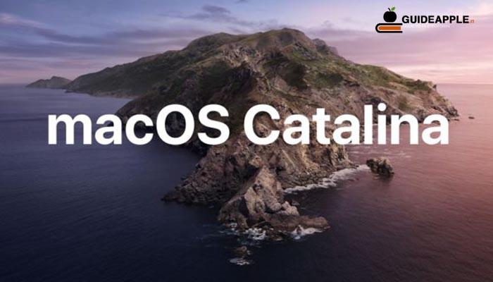 Come scaricare e installare macOS Catalina