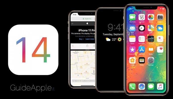 iOS 14 supporterà gli stessi iPhone di iOS 13