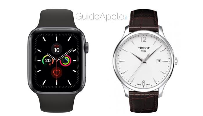 Apple Watch supera le vendite dell'intera industria dell'orologeria svizzera