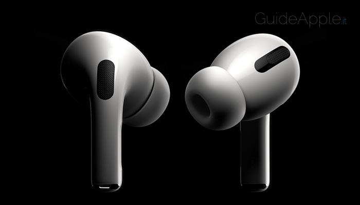 Apple a lavoro sui nuovi AirPods Pro Lite