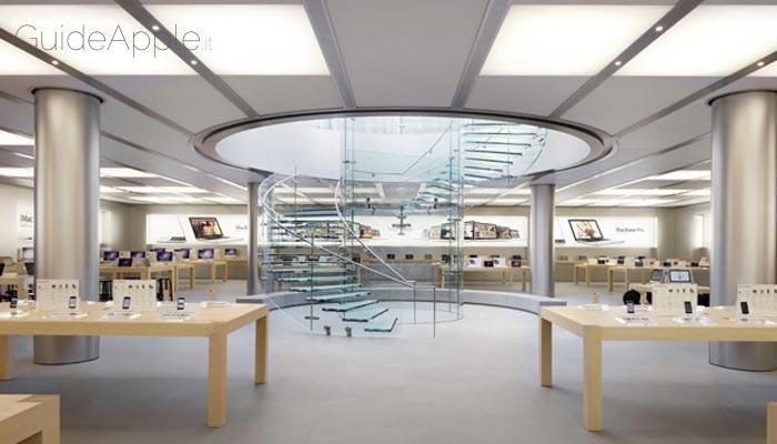 Apple riapre negozi a Pechino