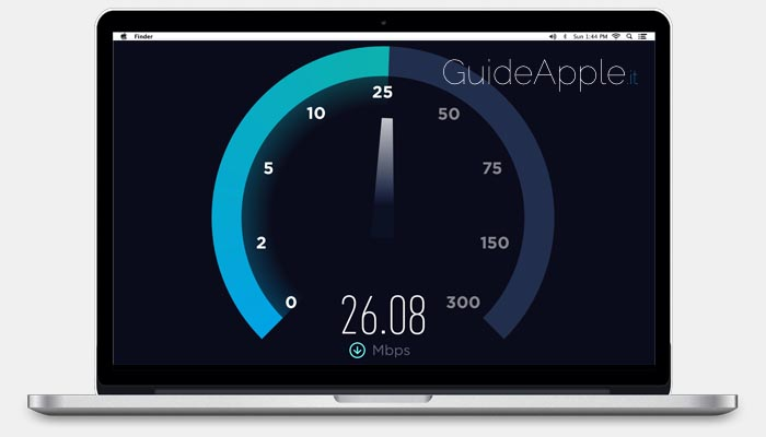Aumentare velocità download Mac: ecco come fare