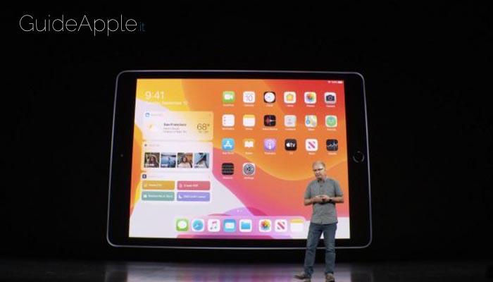 Calo mondiale delle vendite di tablet, ma l'iPad continua a crescere