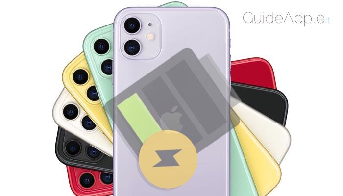 Ricarica lenta iPhone 11/12: ecco come risolvere