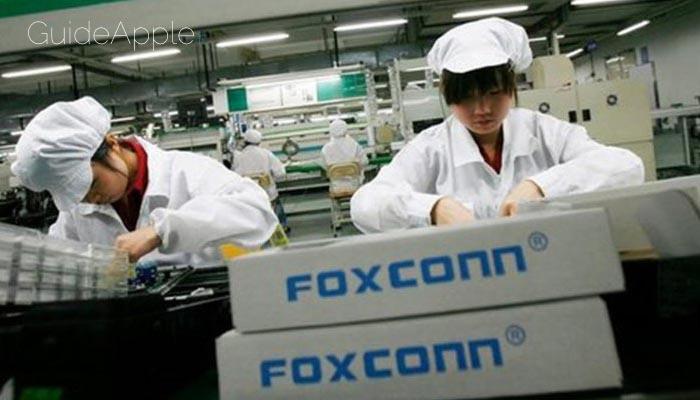 Coronavirus: si teme una chiusura prolungata di Foxconn