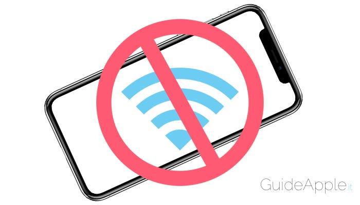 iPhone non si collega al WiFi: ecco come risolvere