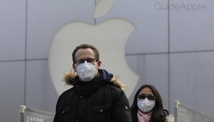 Coronavirus: la produzione di iPhone 9 va bene
