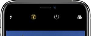 modalità live suono fotocamera iphone