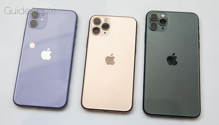 Come spegnere iPhone 11