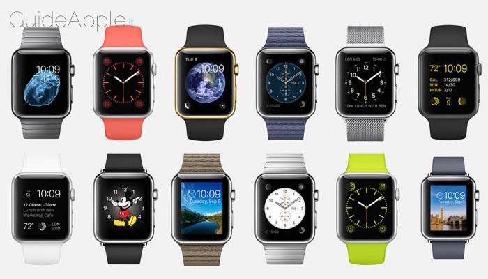 Come verificare modello Apple Watch