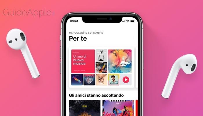 Come visualizzare i testi delle canzoni su Apple Music