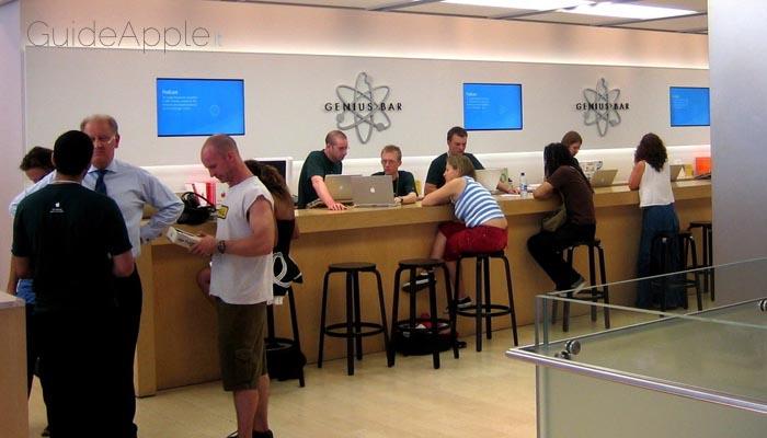 Apple estende il periodo per la riparazione e i resi
