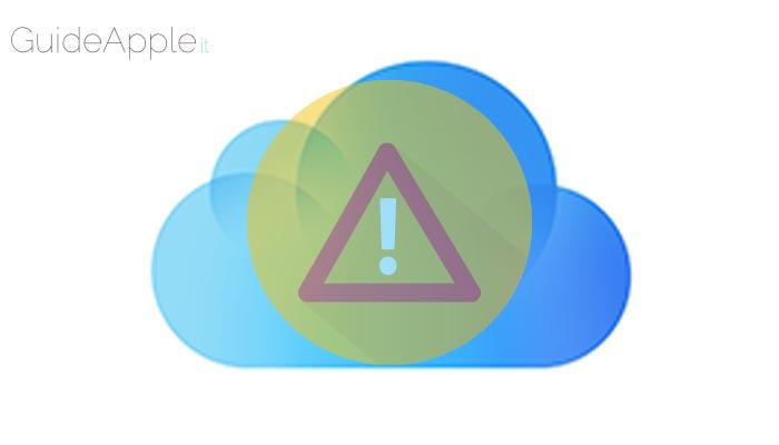 Backup iCloud non funziona: ecco cosa fare