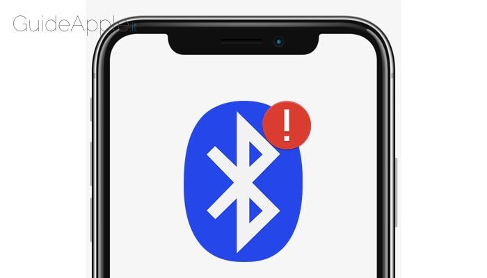 Bluetooth iPhone non funziona: ecco come risolvere