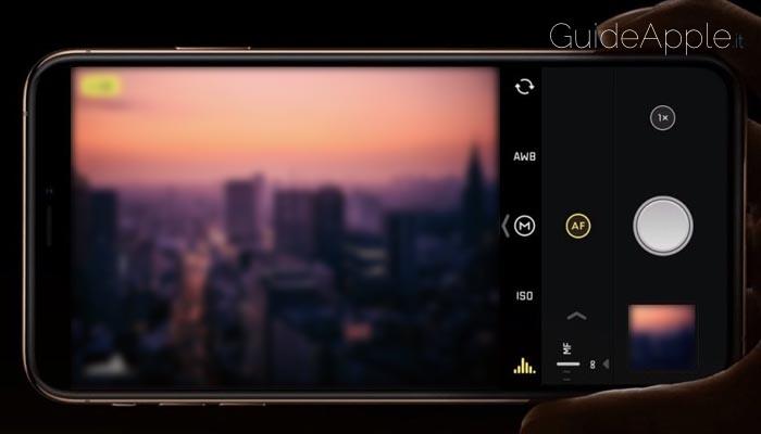 Fotocamera iPhone sfocata: ecco come risolvere