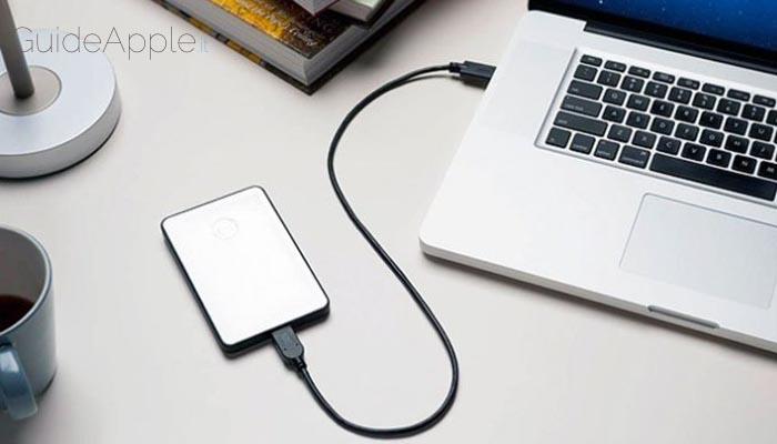 Hard disk esterno per Mac: ecco quale scegliere