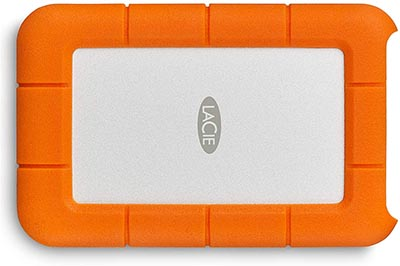 LaCie USB-C Rugged 2TB