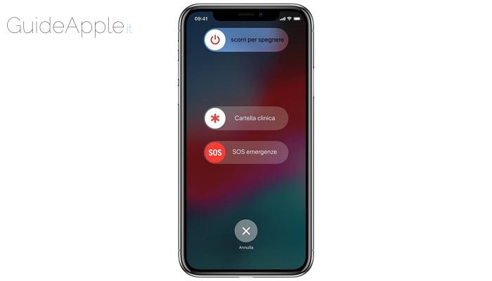 SOS Emergenze iPhone: come aggiungere un contatto emergenze